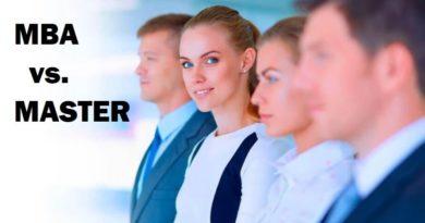 Diferencias entre MBA y Master