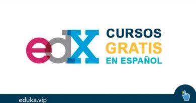 Cursos Gratuitos Edx Online y en Español