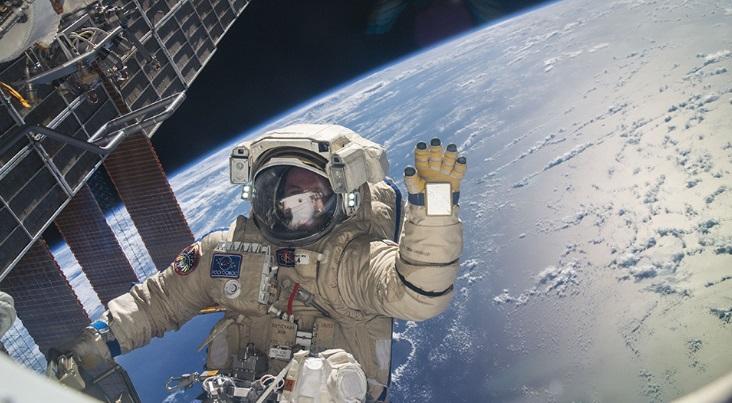 estacion espacial iss